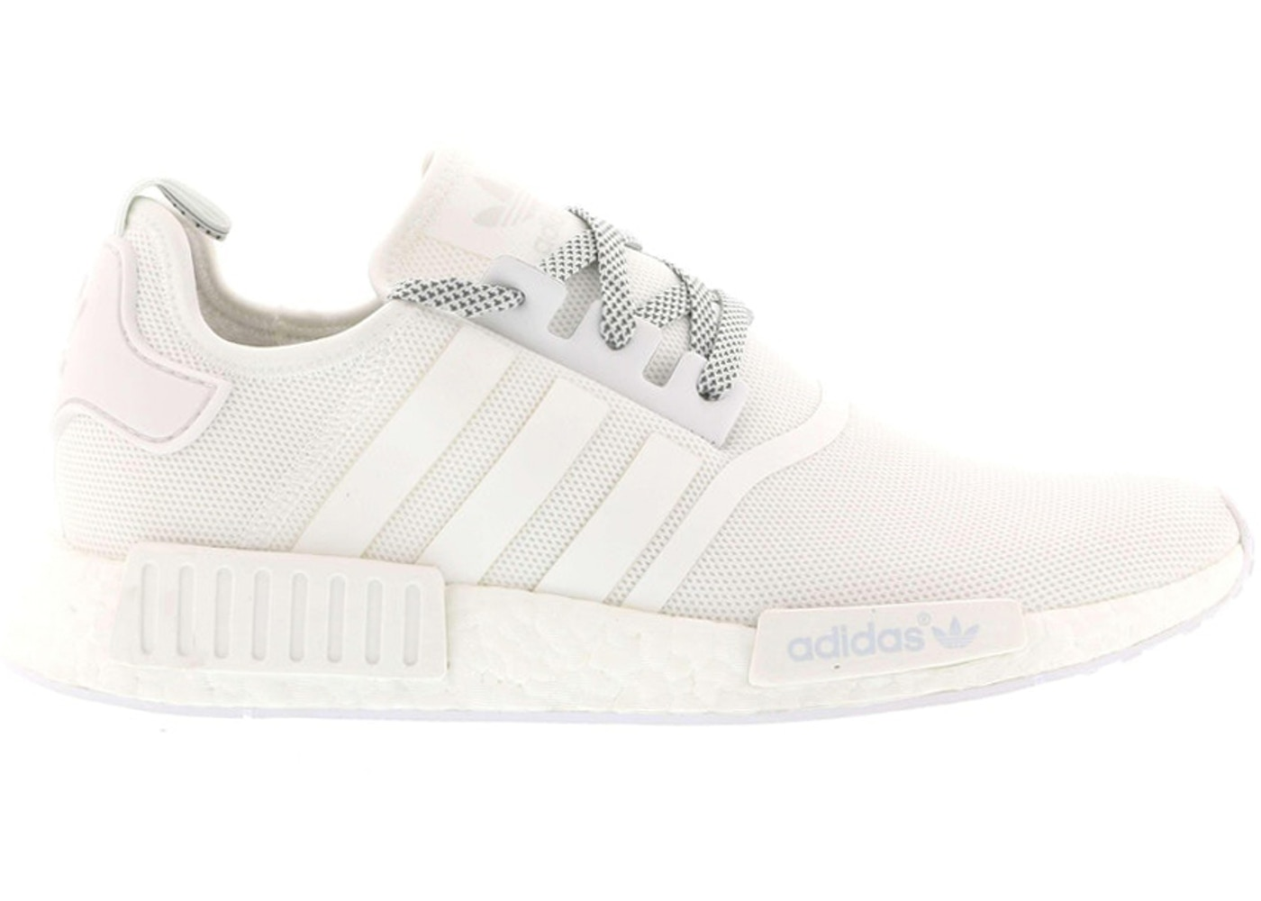 Adidas Nmd R1 White Reflective S31506