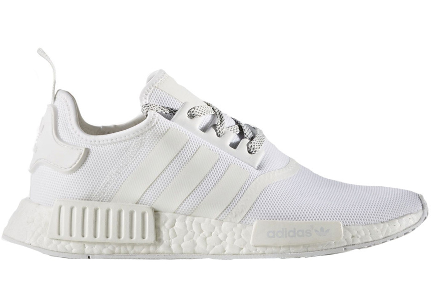 huge discount 7bd71 72d63 adidas NMD R1 White Reflective