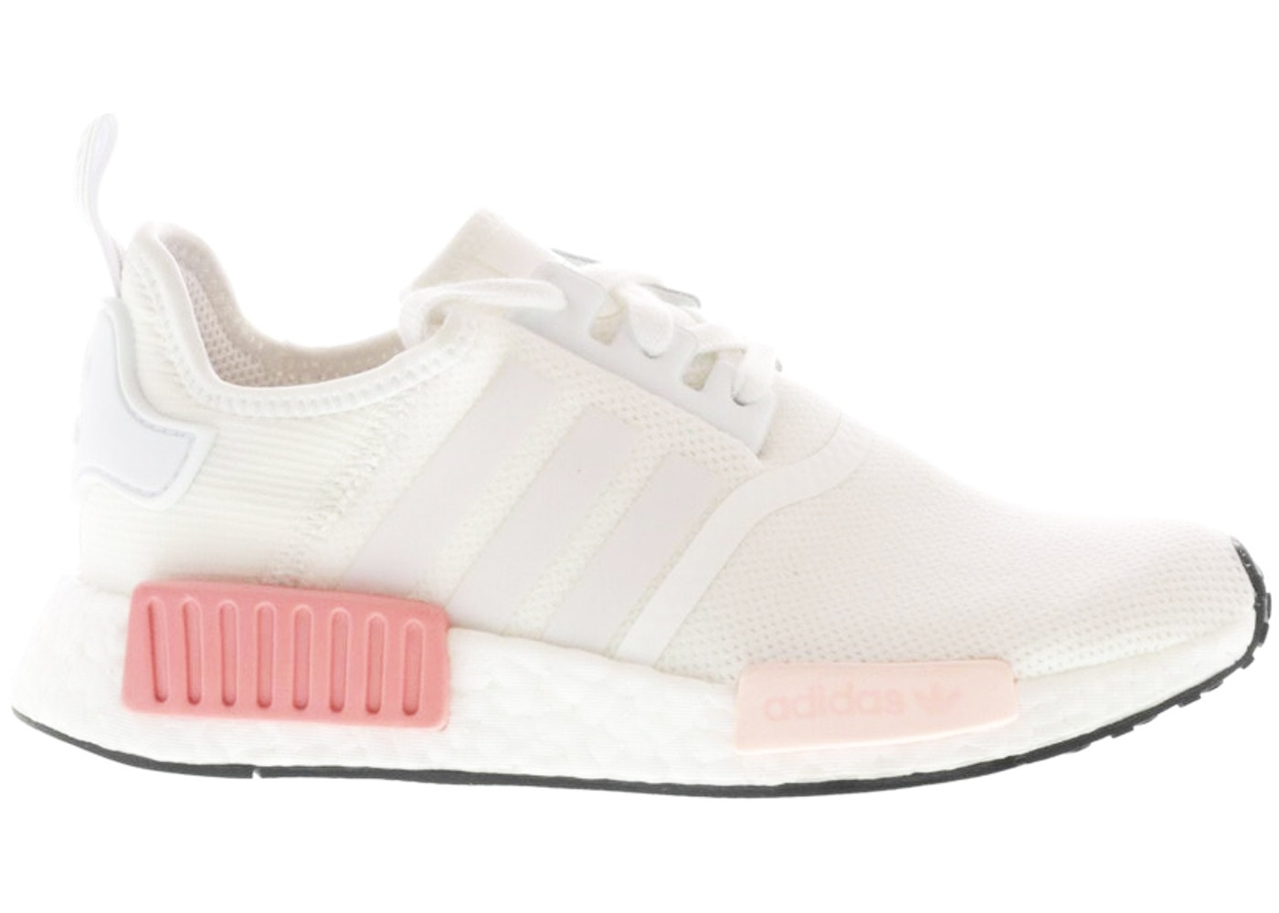 Adidas Nmd R1 White Rose W By9952