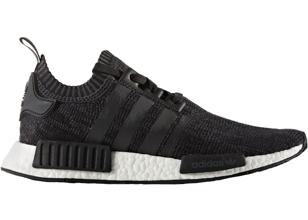 official photos cd6d5 75f72 adidas NMD R1 Winter Wool Core Black - BB0679