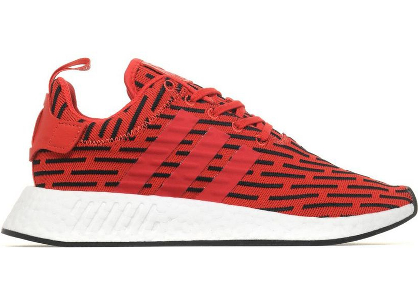 new photos 2721f 01ab4 adidas NMD R2 JD Sports Red Black