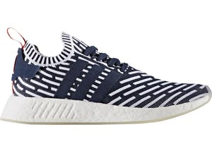 Sale UK Adidas NMD R2 Women's Running Shoes Pink / Black Online