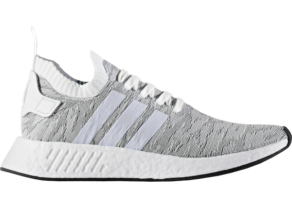 adidas NMD R2 PK (Ftwr White / Ftwr White / Core Red) Adidas
