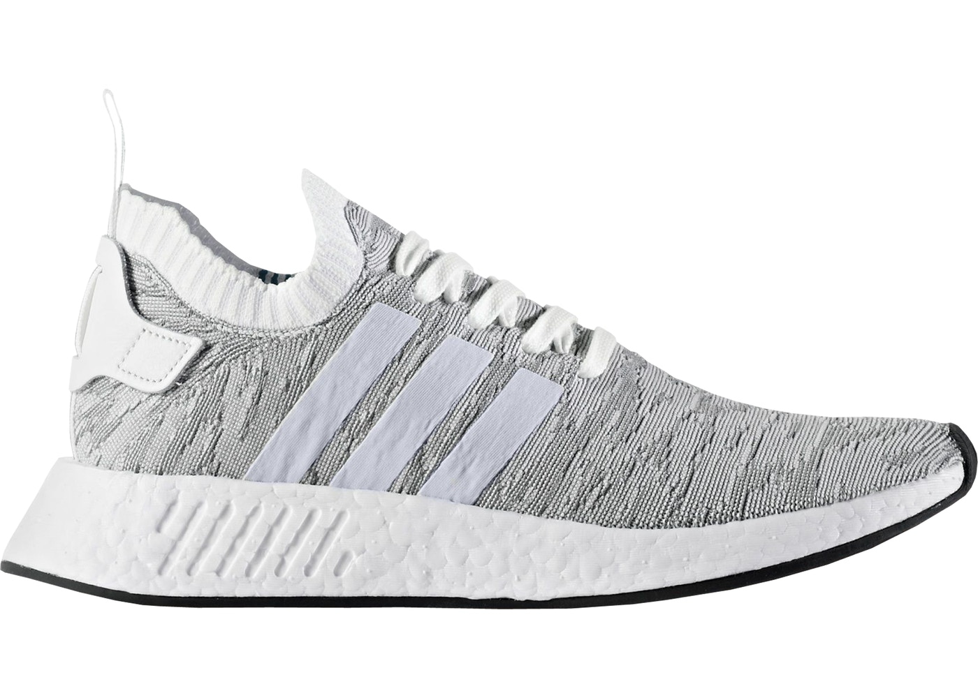 73d8dadb6 Sell. or Ask. Size  8.5. View All Bids. adidas NMD R2 Primeknit White Black