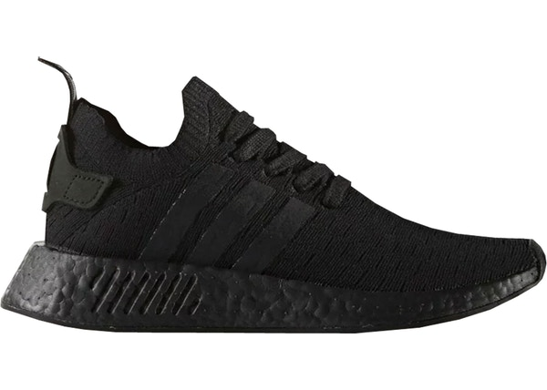 958ce2278 adidas NMD R2 Triple Black - BY9524