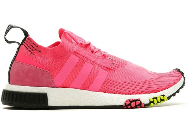 368872dc2f24b9 lowest ask.  58. adidas NMD Racer Solar Pink