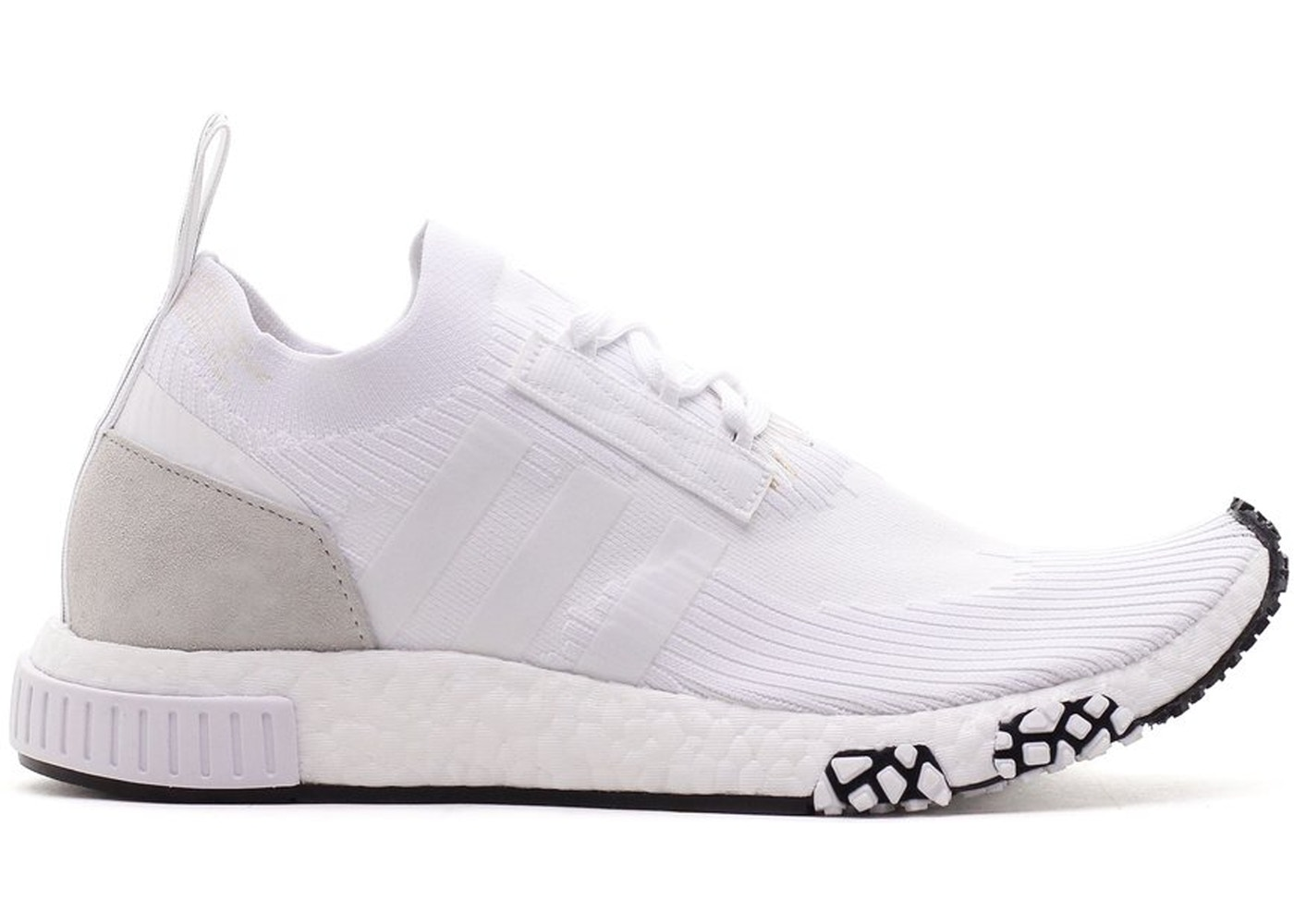 nouvelle collection 8a513 99bba adidas NMD Racer White Grey