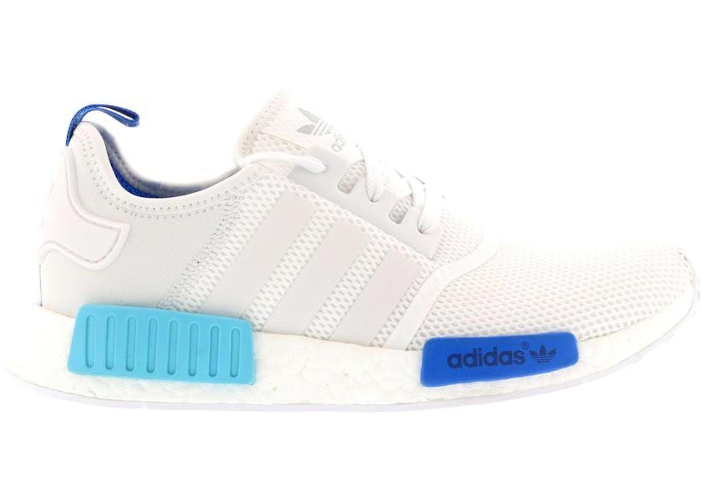 Adidas Nmd R1 Blue Glow W S75235