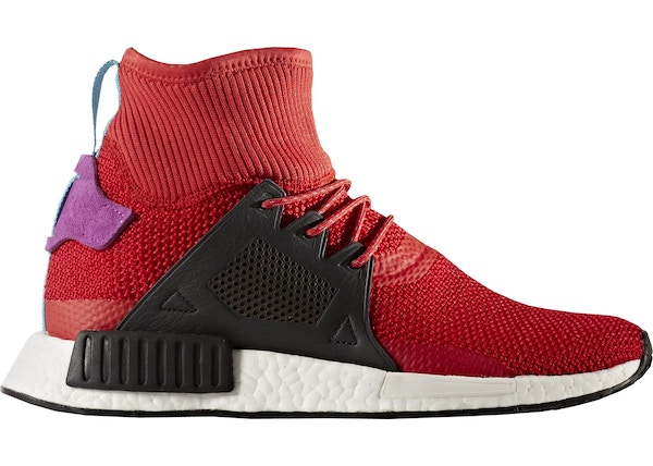 7777b86949e94 adidas NMD XR1 Adventure Pack Scarlet - BZ0632