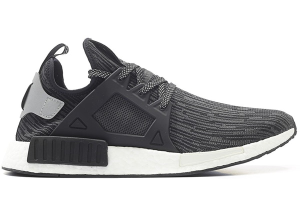 best value 33a02 e67e7 adidas NMD XR1 Core Black Silver - S77195