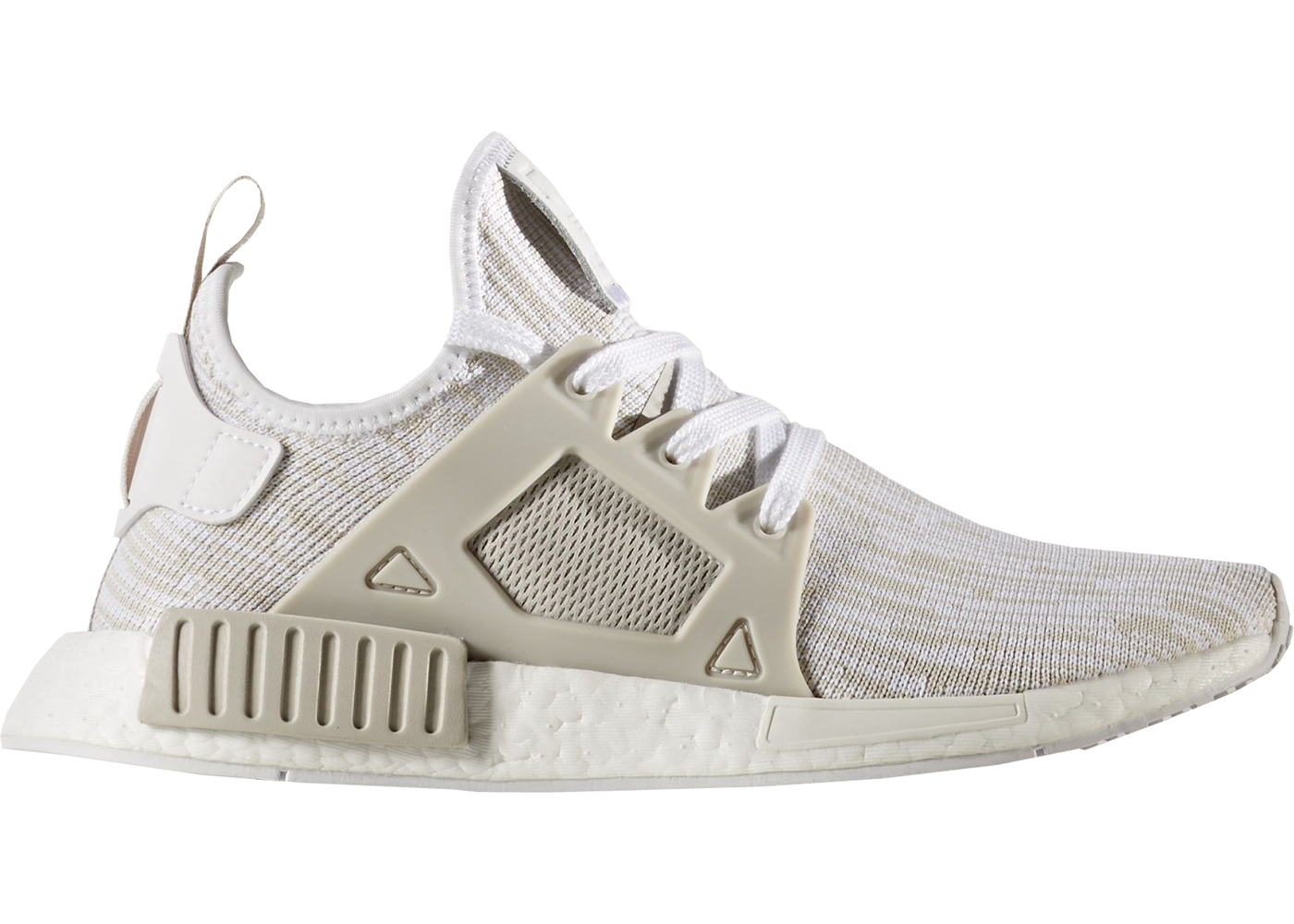 adidas NMD Xr1 Primeknit Vintage W White Grey BB3684 US Women