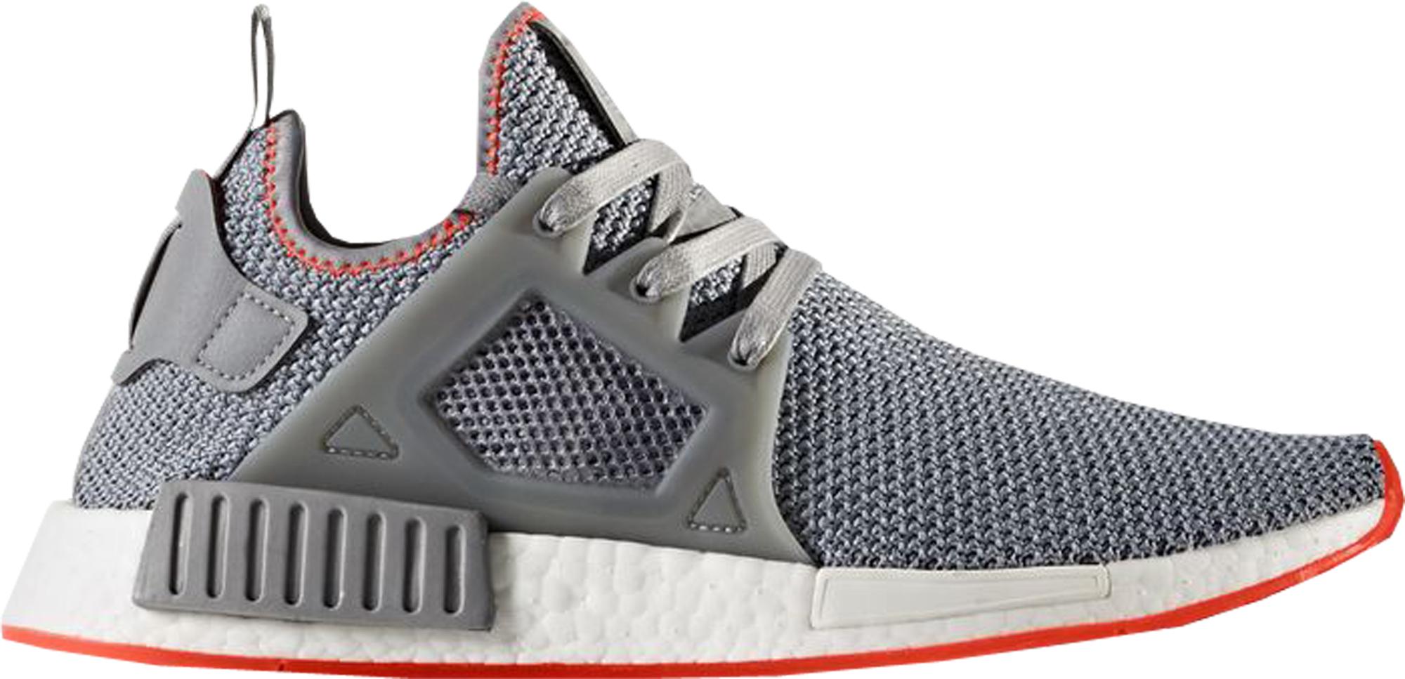 adidas nmd rt grey tre solare by9925 rosso