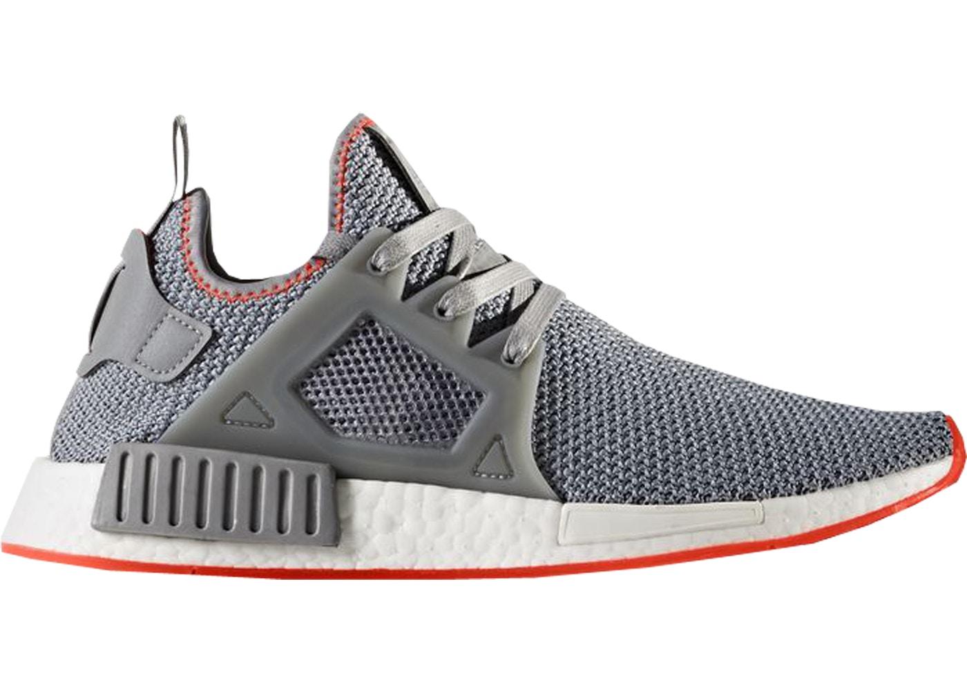 adidas nmd xr1 grey red