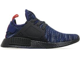 premium selection d2f64 f69d4 adidas NMD XR1 JD Sports Core Blue Black
