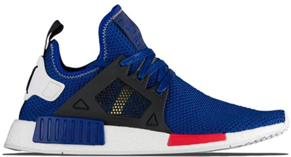 cheap prices good texture check out Nmd Xr1 Mystery Blue in Mystery Blue/Vivid Red/Core Black
