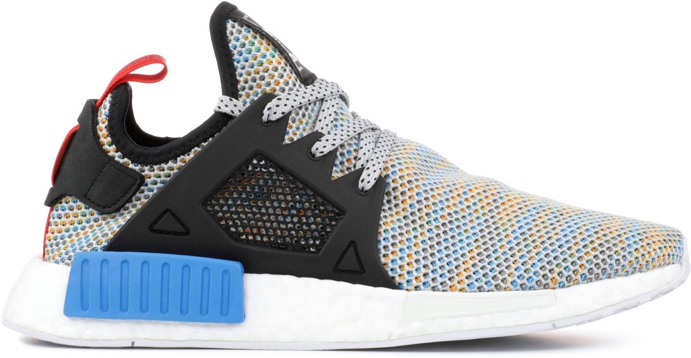 adidas NMD XR1 Primeknit Multi-Color