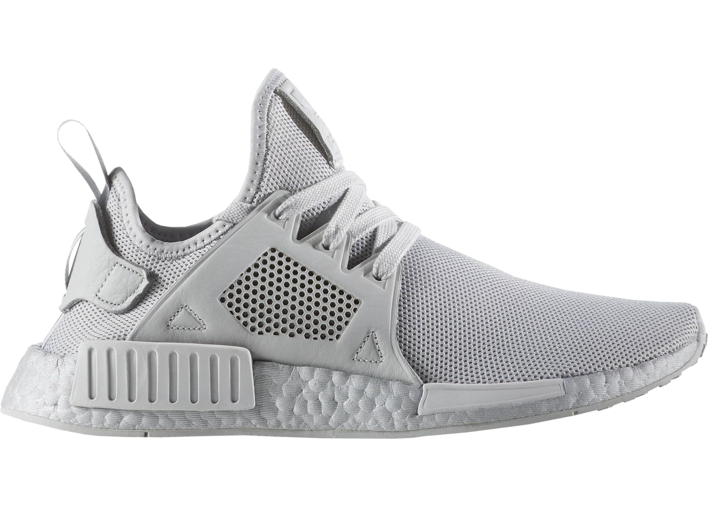 info for 6dedf b9993 adidas NMD XR1 Triple Grey