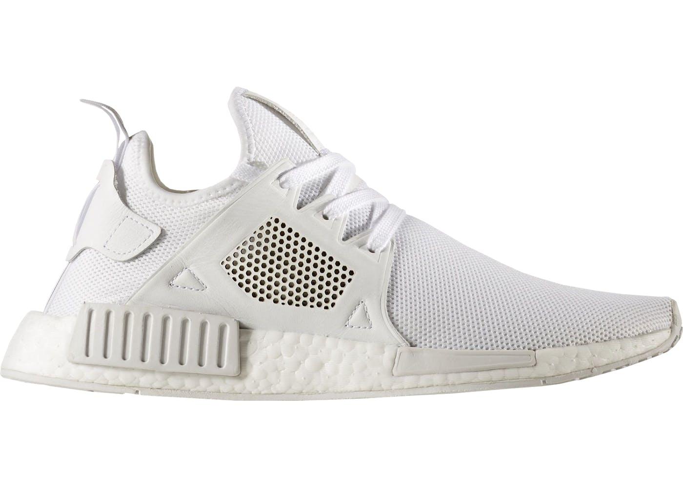 adidas xr1 triple white