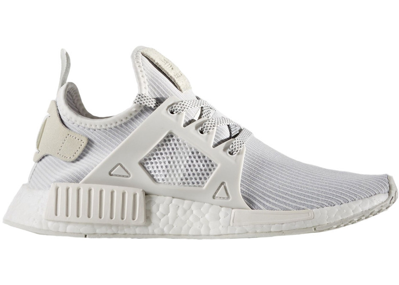 official photos d4e3d 06811 adidas NMD XR1 Triple White (W)