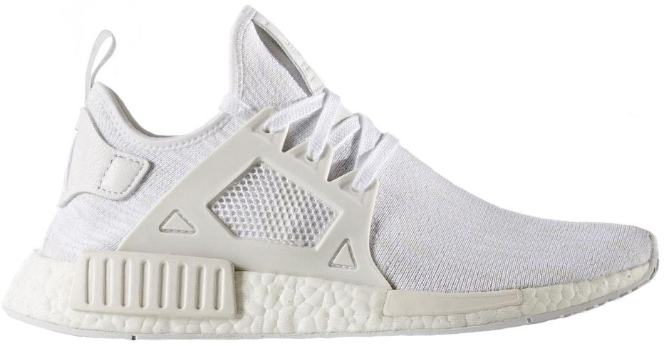adidas NMD XR1  Triple White (2016)