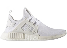 100% authentic 78639 0825b adidas NMD XR1 Triple White (2016)
