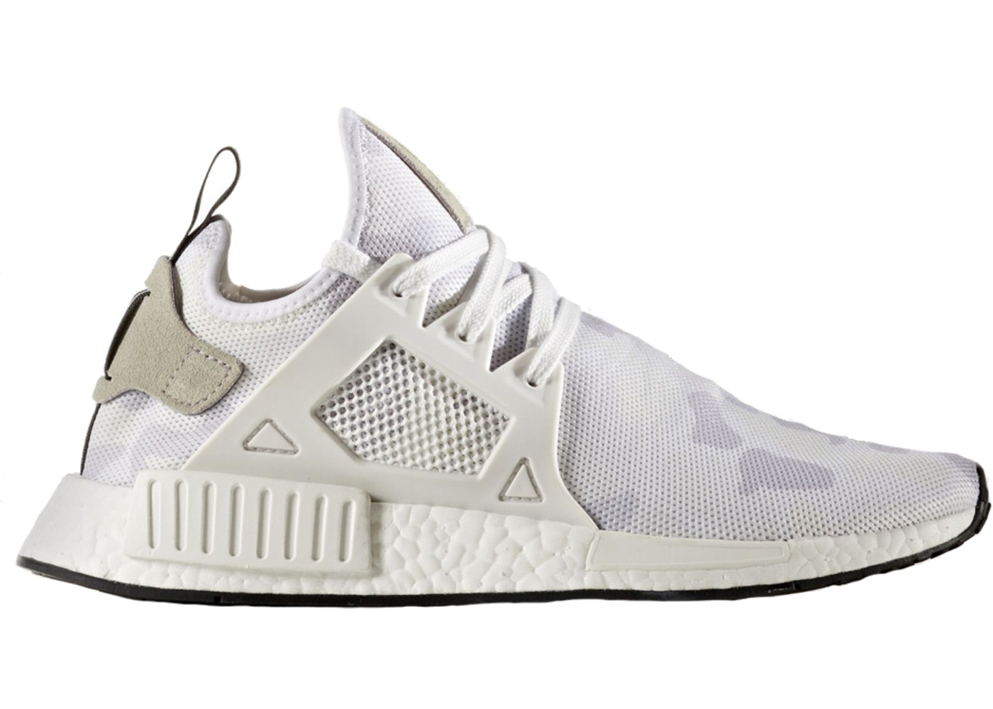 check out 186f5 b1a77 adidas NMD XR1 White Duck Camo