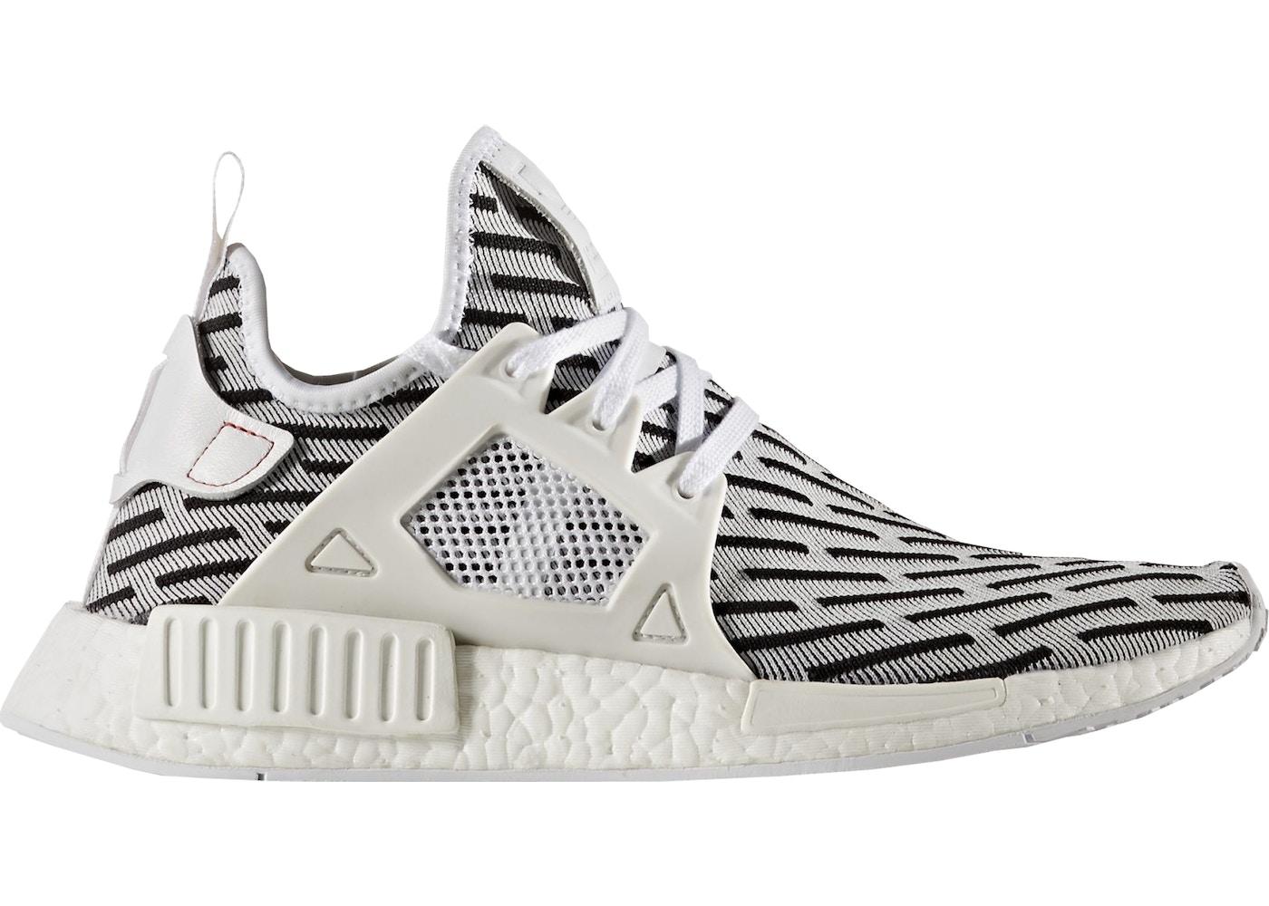new styles 377dd e433e adidas NMD XR1 Zebra