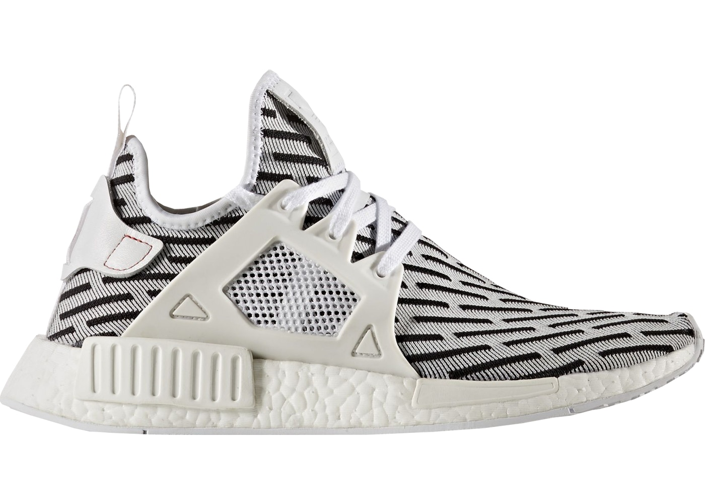 nmd xr2 black and white