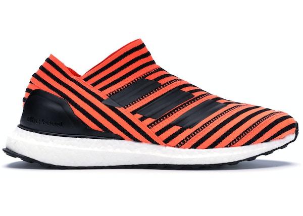 timeless design b69da 4d7dd adidas Nemeziz Tango 17 Ultra Boost Solar Orange