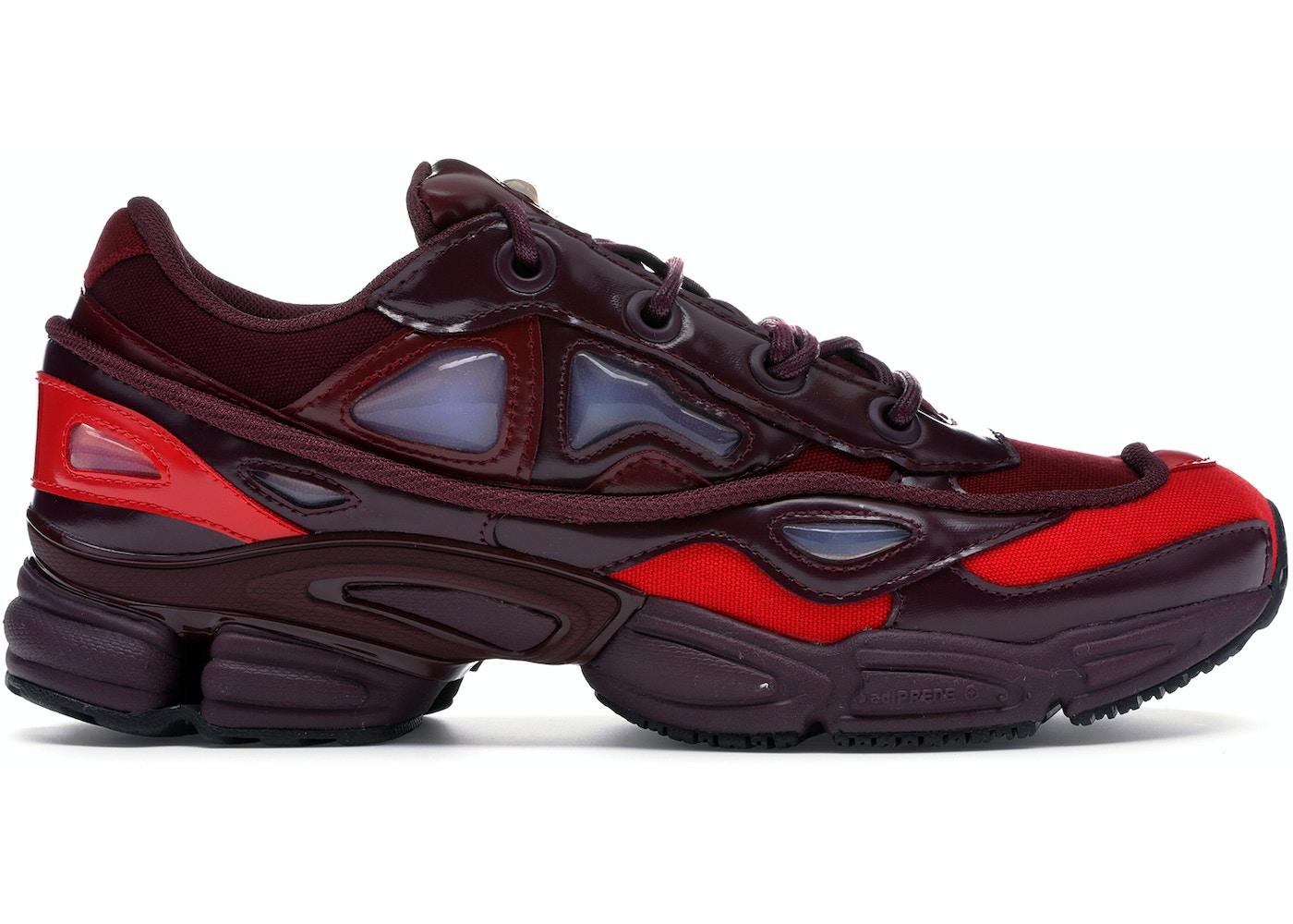 buy popular 86dac d3400 adidas Ozweego 3 Raf Simons Burgundy
