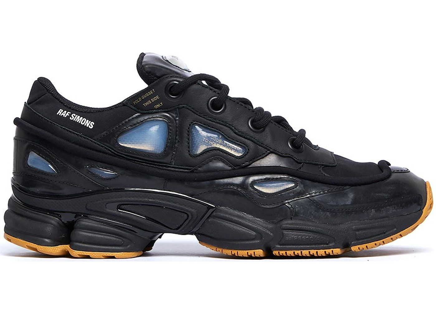 3eb224c3b Sell. or Ask. Size: 10. View All Bids. adidas Ozweego Bunny Raf Simons Core  Black