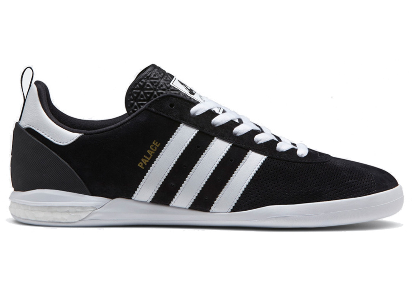 newest 9c983 6e40a adidas Palace Indoor Black - BB3398