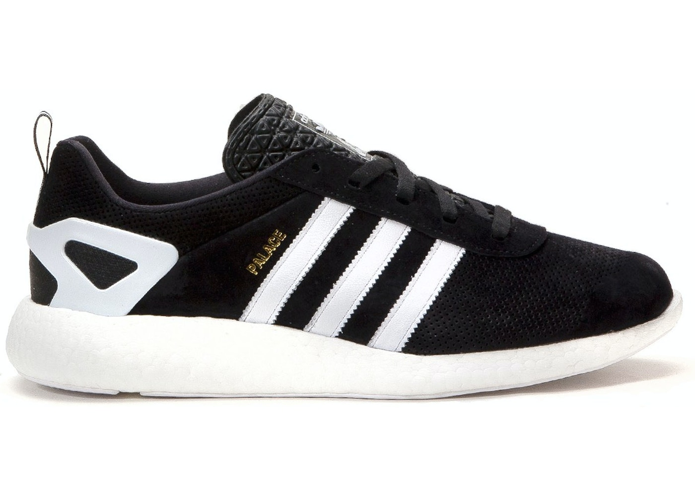 new product 1423f 1715d Sell. or Ask. Size  9.5. View All Bids. Palace Pro Boost Core Black White  Gold