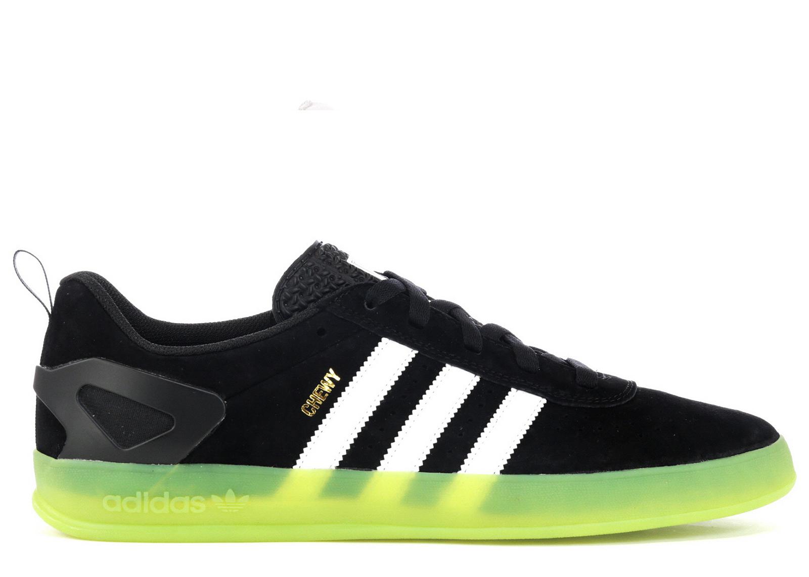 Adidas Palace Pro (Chewy Cannon) Shoe BlackWhiteGreen