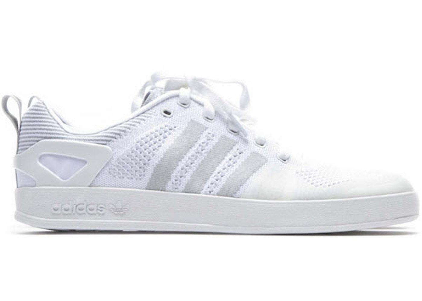 db8590b6 adidas Palace Pro Primeknit White - B34225