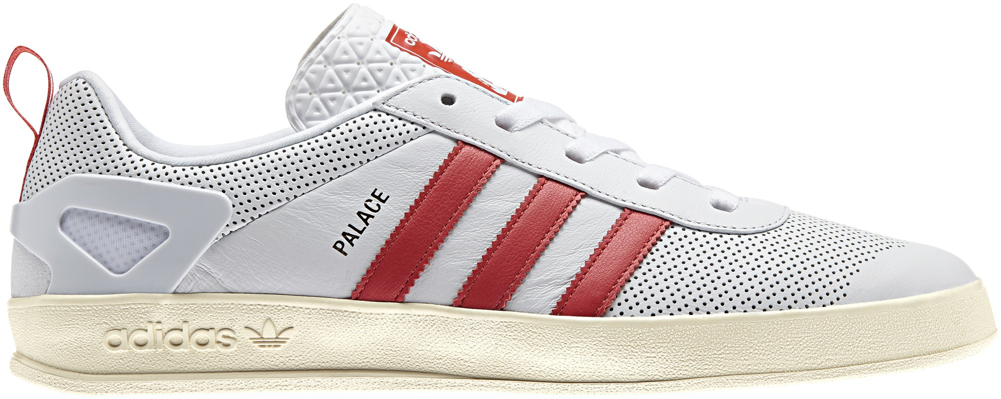 Palace Pro White Red Gold