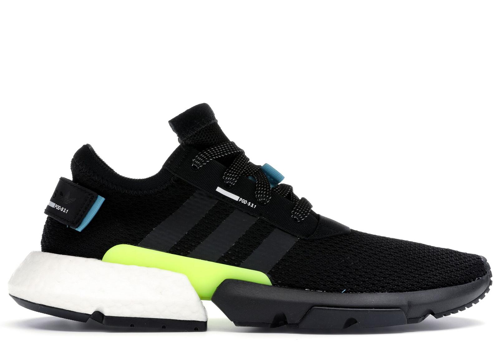 adidas pod all black
