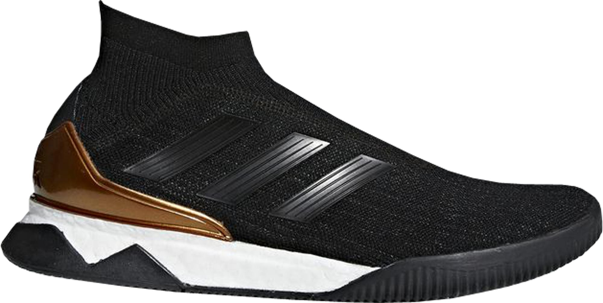 adidas Predator Tango 18+ Black Gold