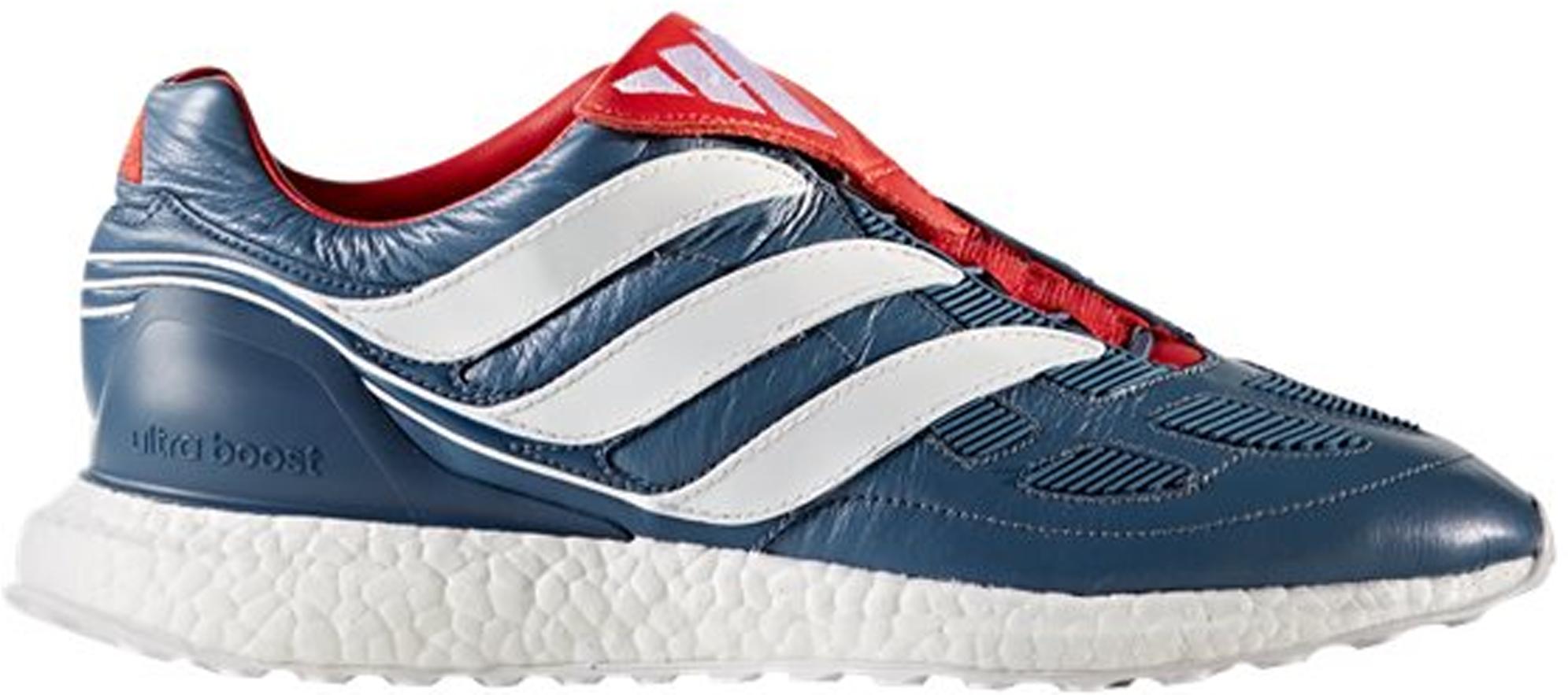 adidas Predator Ultra Boost Blue White Red