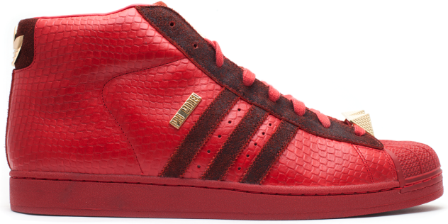 adidas Pro Model II Big Sean Detroit Player Q33025