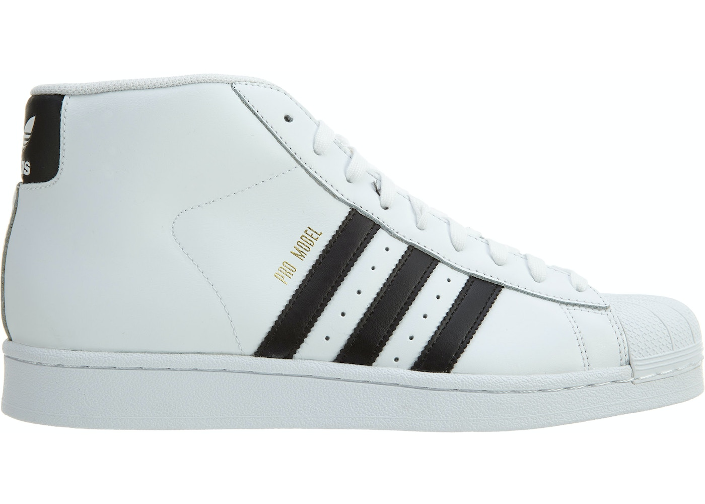 f8795099b9 adidas Pro Model White/Black/White