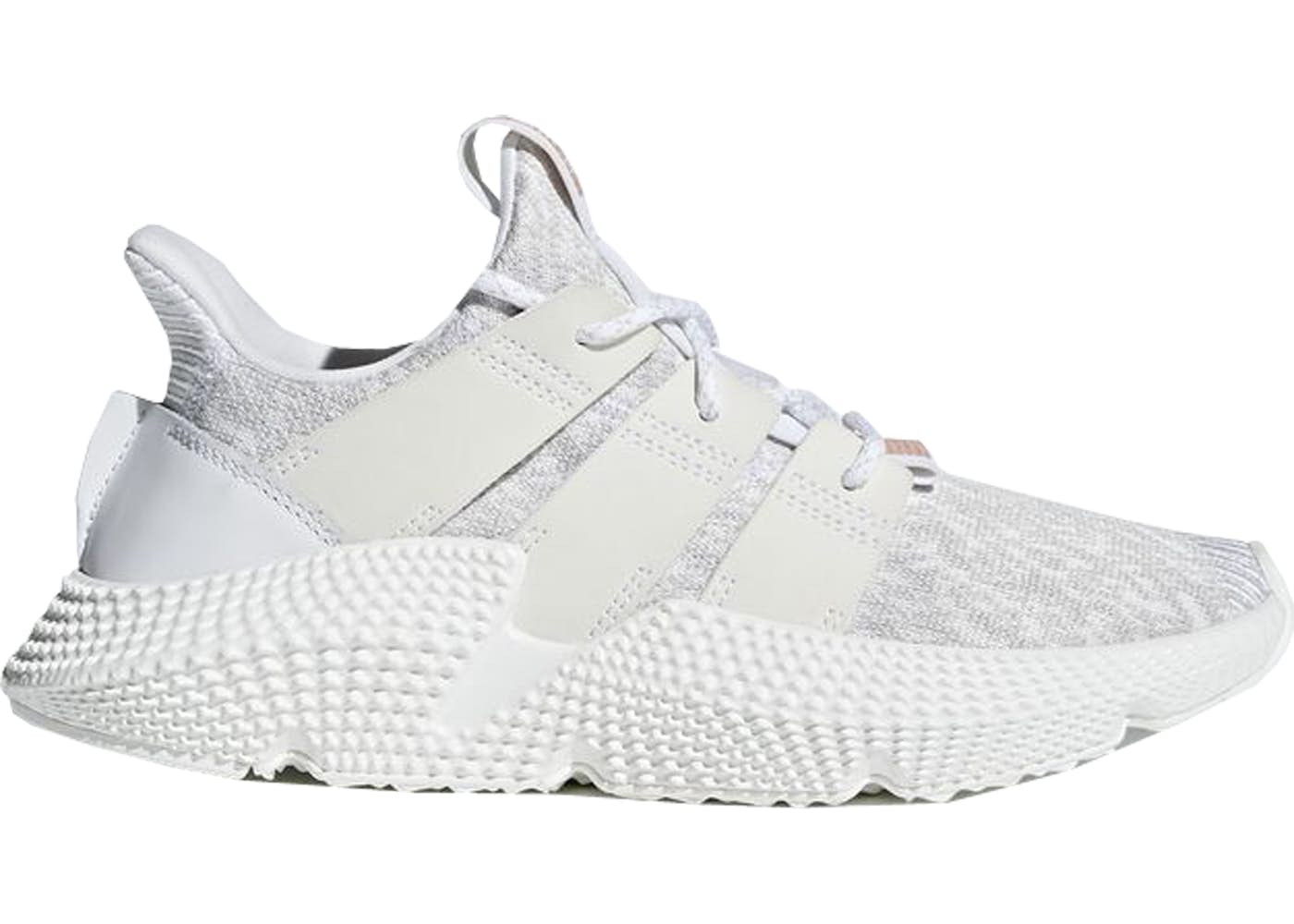 adidas prophere triple white w. Black Bedroom Furniture Sets. Home Design Ideas