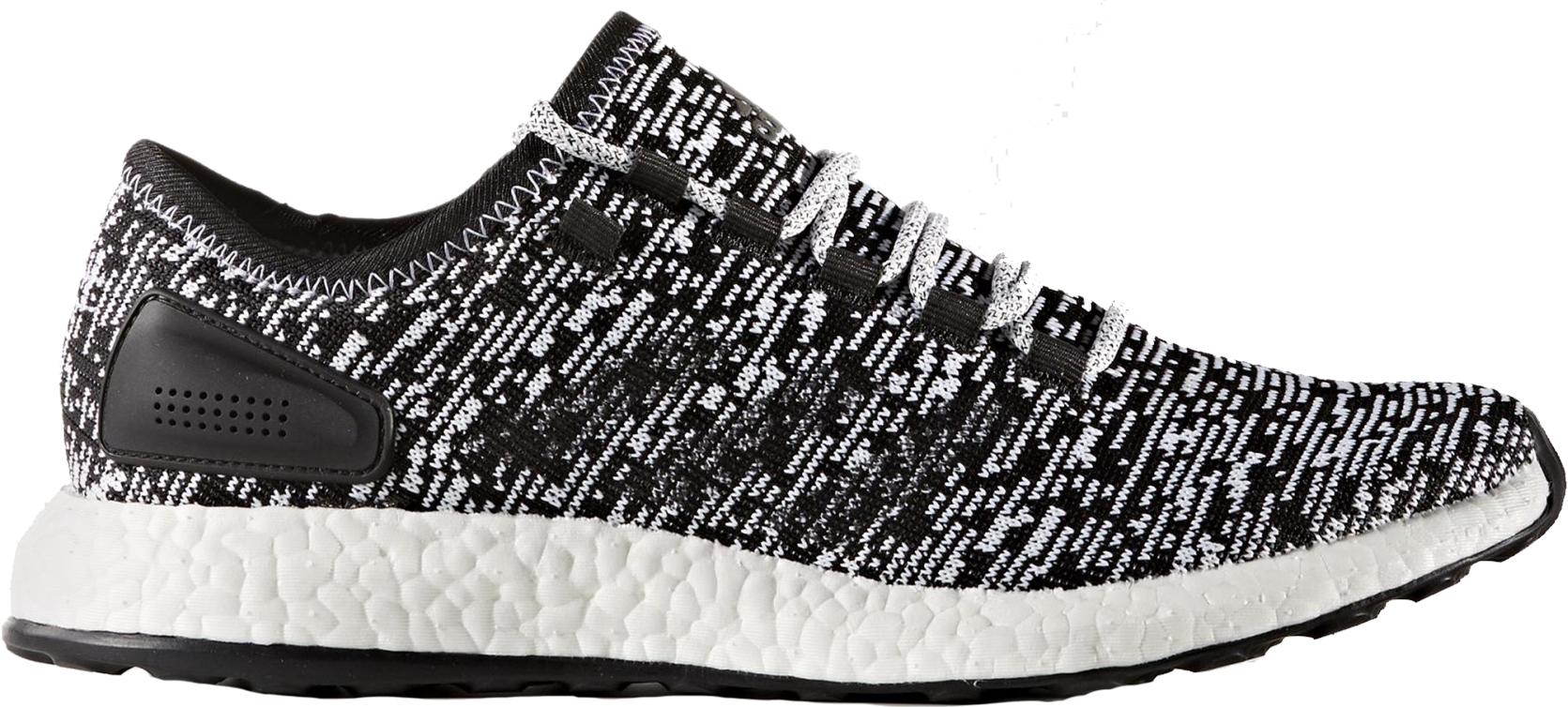 adidas Pureboost 2017 Core Black White