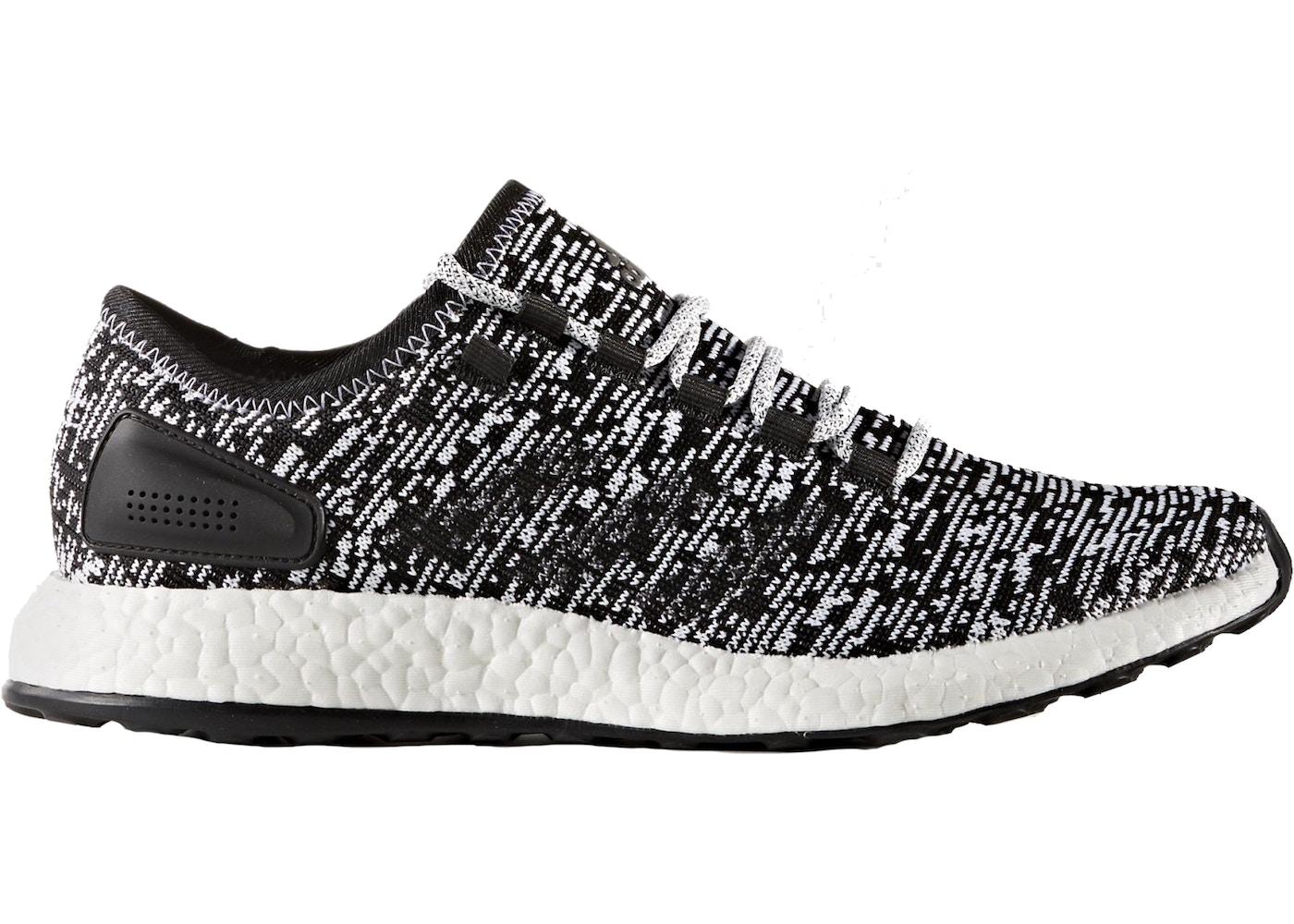 adidas pure boost zwart