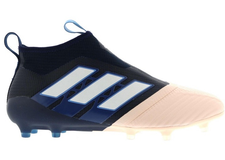 brand new 3ebf5 d4906 adidas ACE 17 + PureControl Firm Ground Cleat Kith Flamingos