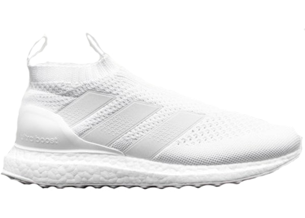 272062d5 adidas PureControl Ultra Boost Triple White - AABY1600
