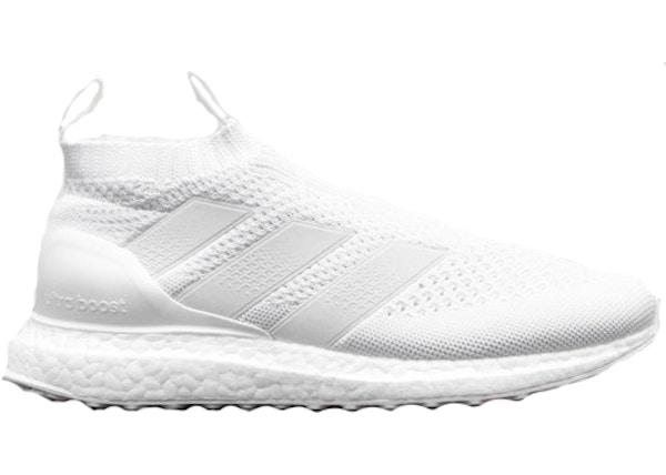 40ec256de25f3 adidas PureControl Ultra Boost Triple White - AABY1600