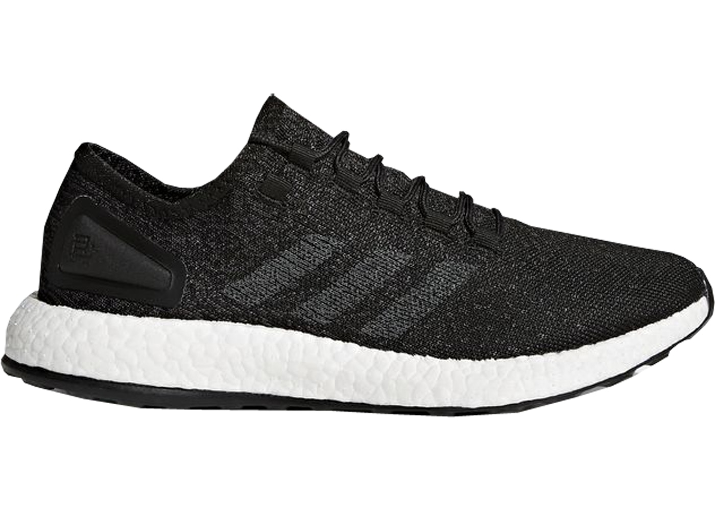 detailed look d4587 3ff19 adidas Pureboost Reigning Champ Core Black