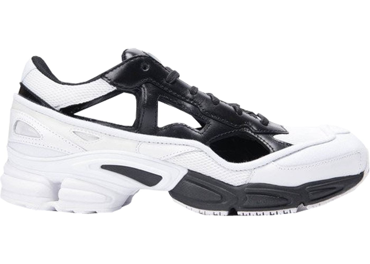 best sneakers 4026a 01c41 adidas RS Replicant Ozweego Raf Simons Black Cream (Special Edition with  Socks)