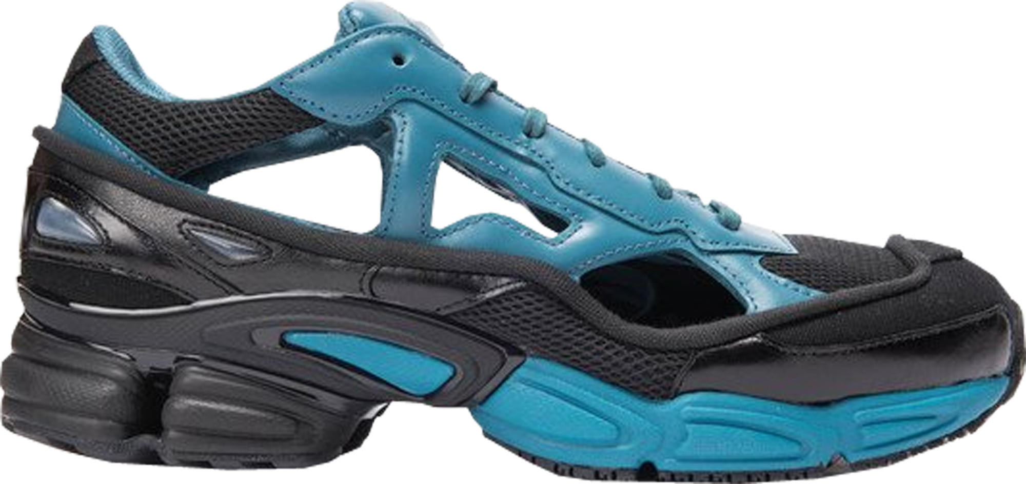 adidas RS Replicant Ozweego Raf Simons Colonial Blue (Special Edition with Socks)